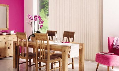 Vertical Blinds London